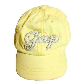 31f08f3f7d84b Boné Baby Gap Amarelo Original Para Bebês Seu Filho Estiloso