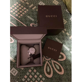 Reloj Gucci Para Hombre Nuevo Con Caja Y Papeles Daa - Reloj de ... 63d710cd4a7