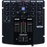 Mixer Dj Denon Dn X120 Dnx120 Nuevos Mezclador Audio