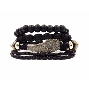 Brazalete Pulsera Hombre Fight For Your Right Angel