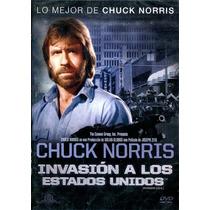 Dvd Invasion A Los Estados Unidos ( Invasion U.s.a. ) 1985 -