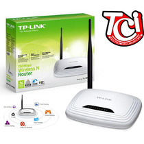 Router Inalambrico Tp-link 150 Mbps 1 Antena Tl-wr740n