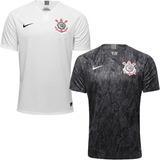 2 Camisa Do Corinthians Uniforme 2 E 1 2018 Promoção