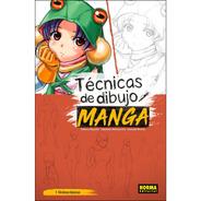Técnicas De Dibujo Manga 1. Técnicas Básicas
