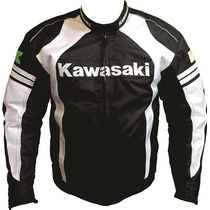 Jaqueta Kawasaki Motociclista Cordura Sobmedida Frete Gratis