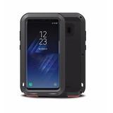 Carcasa Love Mei Samsung S8 Y S8 Plus Blindada - Tecnostrike