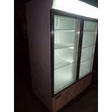 Refrigerador De Dos Puertas Industrial