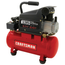 Compresor Craftsman 3 Galones 135 Psi ¡incluye Accesorios !