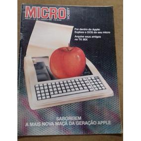 Revista Micro Hobby Nº 28 Ano Iii De 1986 - Geração Apple