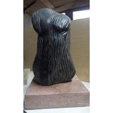 Escultura Torso De Piedra