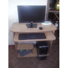 Combo Computadora De Escritorio Munitor Lg 20