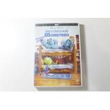 Dvd Filme - Universidade Monstros Animaçao Dublado Original