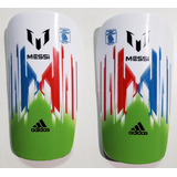 Canilleras adidas Predator Lite Messi Niño Futbol Hockey