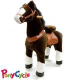 Pony Caballo Montable Con Ruedas Para Niños 3 -9