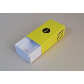 100 Cajas Para Pendrives Impresas Full Color Laminadas