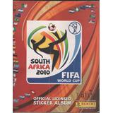 Album Panini Sudafrica 2010 Casi Completo Muy Buen Estado !