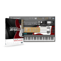 Native Instruments Scarbee Jay Bass Completo