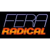 Novela Fera Radical Compacto Em 10 Dvds - Frete Grátis