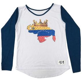 Camisa De Venezuela, Franelas, Blusas De Dama, Sueter