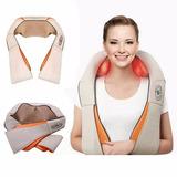 Masajeador Cuello Cervical Potente Espalda Infrarrojo Cuerpo