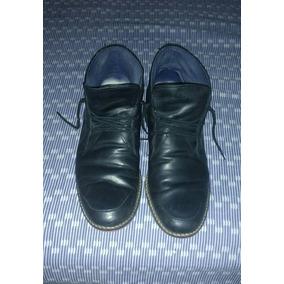 Zapatos Negros, Stone Talle 41 En Perfecto Estado.