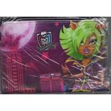 Capa Para Tablet Univ 7 Polegadas Monster High Cabelo Verde