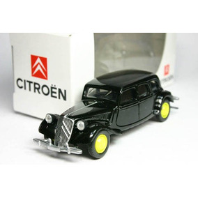 Miniatura Citroen Traction 15-six (1938) Norev