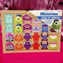 Memorama Monster Inc University