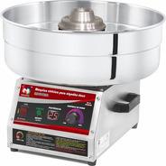 Máquina Algodão Doce Digital -12x S/juros  E Kit Gratis