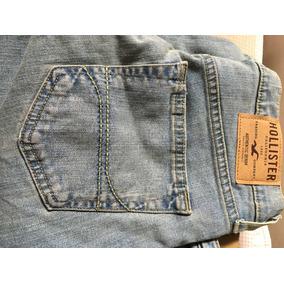 Pantalon Hollister Original Skinny Jean Hombre Talla 31x32