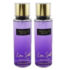 Paquete 2x1 Victoria Secret Love Spell 250 Ml Body Mist Spra