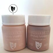 Polvo Volatil Maquillaje Titi Talquera 35gr Piel 2/beige