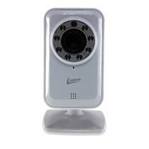 Câmera Sem Fio Ip Cloud Leadership Monitoramento C/microfone