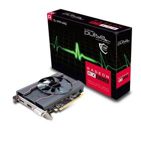 Placa De Vídeo Sapphire Radeon Rx 550 2gb Gddr5 11268-03-20g