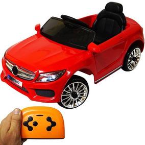Mini Carro Eletrico Infantil - Com Controle Remoto