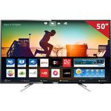 Smart Tv Led 50 50pug6102/78 Philips, 4k Hdmi Usb Com Wi-fi