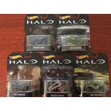 Halo Hot Wheels Colección Completa Nuevos Envió Gratis