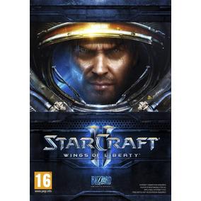 Juego Pc Starcraft Ii Wings Of Liberty