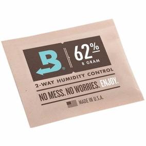 Boveda 62% - 8 Gramas - Umidificador Para Ervas Ou Tabaco