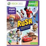Kinect Rush Uma Aventura Da Disney - Pixar - Xbox 360 - Novo