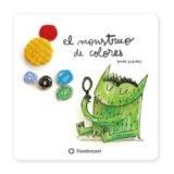 El Monstruo De Colores, Cartone Ed Pocket - Llenas Ana