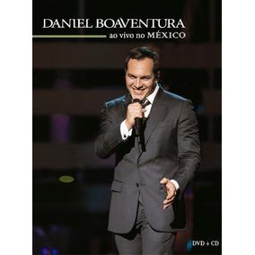 Daniel Boaventura - Ao Vivo No México - Dvd + Cd - Digipack