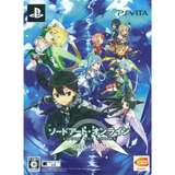 Sword Art Online Lost Song Limited Edition Ps Vita