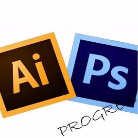 2x1 Kit Illustrator Y Photoshop Cs6 Con Video Tutorial