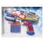 Pistola Juguete Lanza Dardos De Capitán América