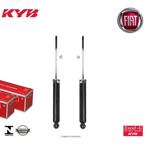 Amortecedor Traseiro Kayaba Fiat Palio 1.0 1.3 1.5 1.6 95/98