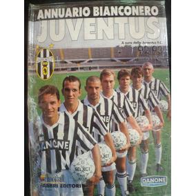 Livro Almanacco Juventus 1992/93 Ed.fabbri