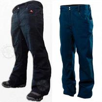Pantalon De Corderoy Impermeable Ski Snowboard Jeans Nieve