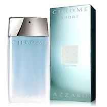Perfume Azzaro Chrome Sport Masculino Edt 100ml Original