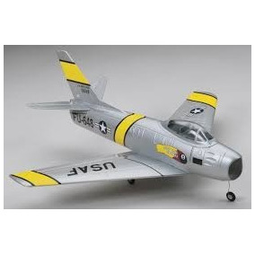 Jato F-86 Sabre Greatplanes Turbina Eletrica Arf Falcon F-16